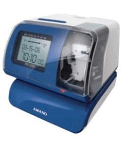 Amano PIX200 Signal Control Time Clock