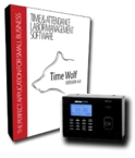 Time Wolf Zephyr Payroll Time Clock