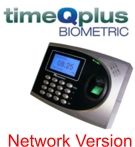 Acroprint TimeQ Plus v3 Biometric Fingerprint Time Clock System