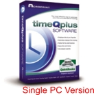 Acroprint TimeQ Plus PC Employee Time Clock Software