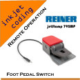 Reiner JetStamp 792MP Foot Pedal Switch