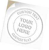 Customized Corporate Embosser Stamp
