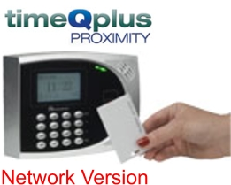 Acroprint TimeQ Plus v3 Proximity Badge Time Clock System