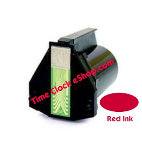 Reiner Speed i Jet 798 Time Date Stamp Red Ink Jet Cartridge