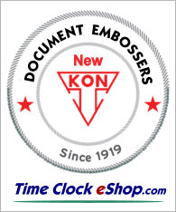 Secure Seal Document Embosser from New Kon