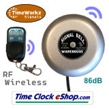 Warehouse Bell Ringer - Warehouse Doorbell by TimeWorkz Signals