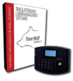TimeWolf Juno Fingerprint Payroll Time Clock